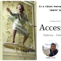 Formation Access Bars - Valence - Drôme-05 juillet 2019